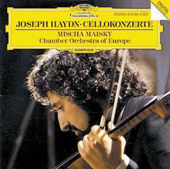 미샤 마이스키와 유럽 챔버오케스트라가 연주한 하이든 첼로협주곡 음반