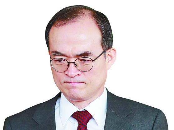 문무일 검찰총장. [연합뉴스]