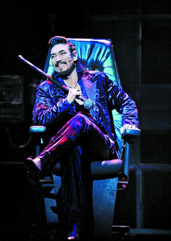뮤지컬 '잭 더 리퍼'는 올림픽공원 우리금융아트홀에서 1월 15일부터 3월 31일까지 공연된다. [사진 메이커스프로덕션]