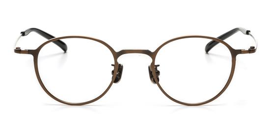 일본 빈티지 안경에서 영감을 받아 만든 안경 '타츠야'. [사진 안경편집매장 홀릭스]