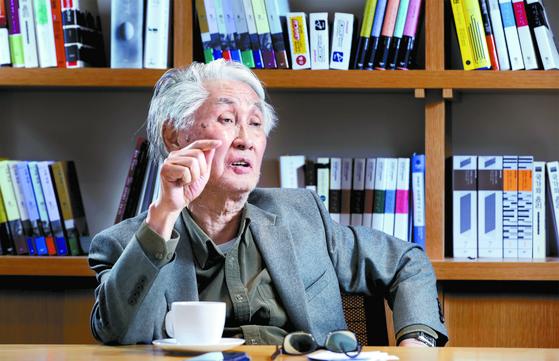김우창 교수