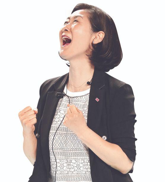 2018~19 프로배구 V리그 여자부 정규리그 우승과 챔피언결 정전 우승을 이끈 박미희 흥국생명 감독. [뉴스1]