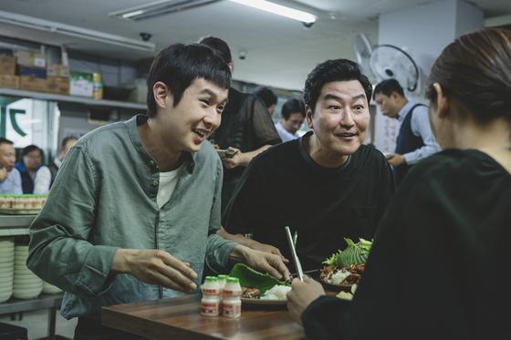영화 '기생충' [사진 CJENM]