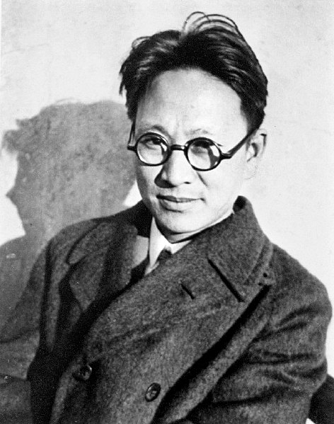 1931년 무렵 뮌헨에서의 이미륵. 1928년 동물학 박사학위를 받은 후 작가로서의 삶을 준비하던 시기다. [사진 이미륵박사기념사업회]