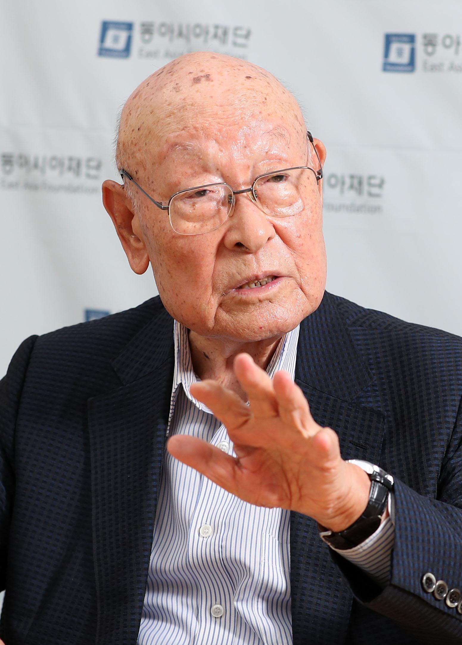 """[김진국이 만난 사람] """"대법 판결 후 예견된 한·일 갈등, 정부 대응 아마추어 같아"""""""