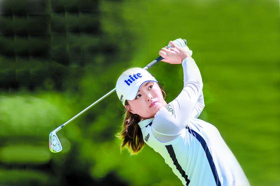 지난주 LPGA 투어 캐나다 퍼시픽 여자오픈에서 우승해 올해에만 4승을 올린 고진영. [AP=연합뉴스]