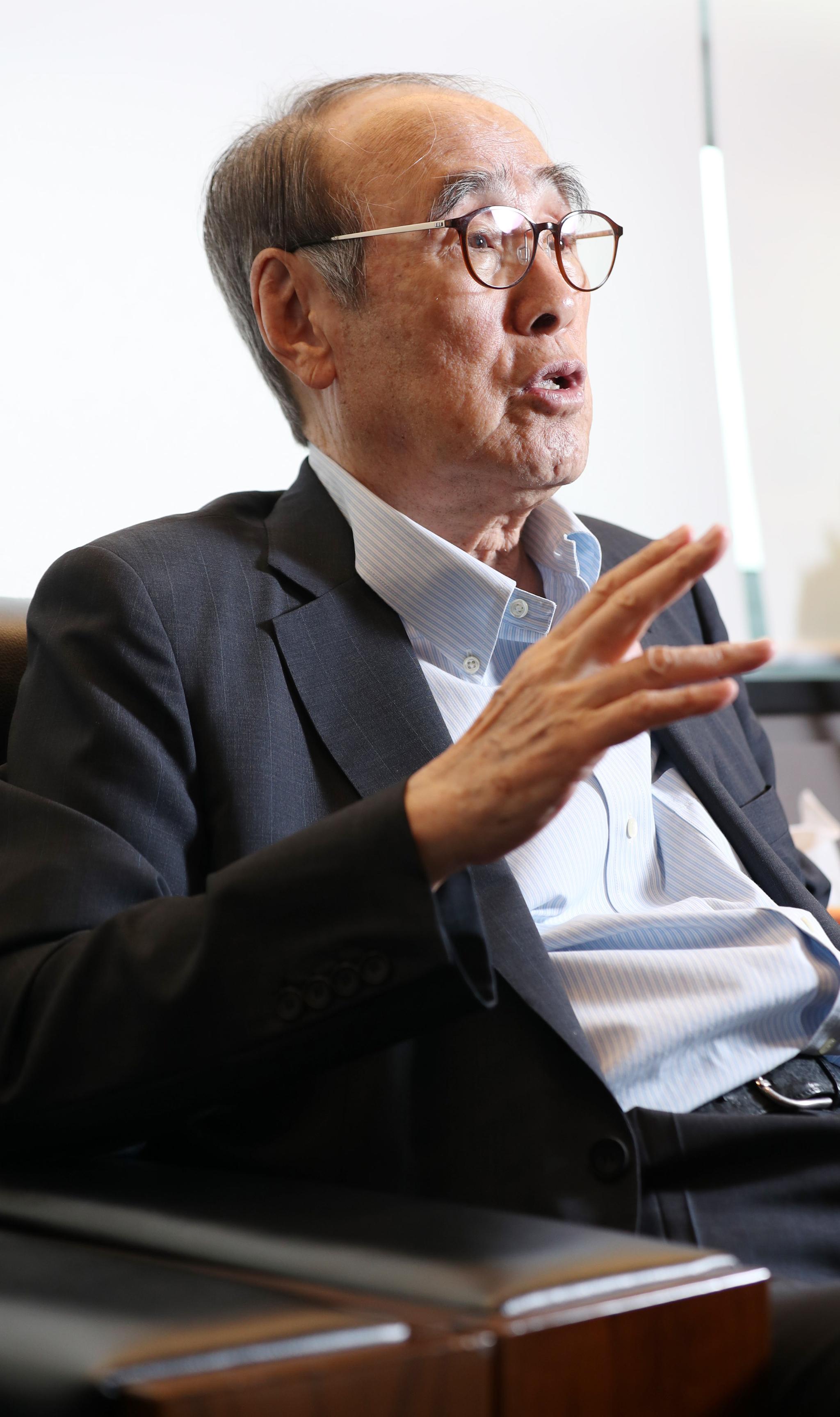 [김진국이 만난 사람] 30년 전엔 국회서 통일방안 만들었는데, 지금은 왜 못 하나