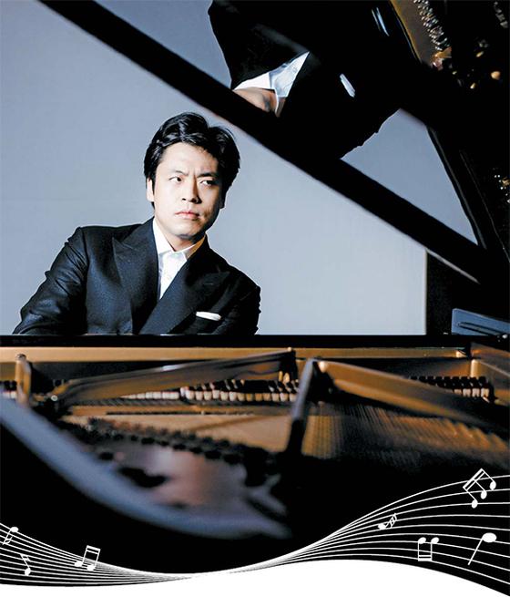 김선욱은 27일 세종문화회관에서 정명훈이 이끄는 드레스덴 슈타츠카펠레와 베토벤 '황제'를 연주한다. [사진 빈체로]