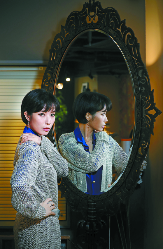 박기영이 6년만에 출연하는 뮤지컬 '보디가드'는 LG아트센터에서 11월 28일부터 내년 2월 23일까지 공연된다. 신인섭 기자