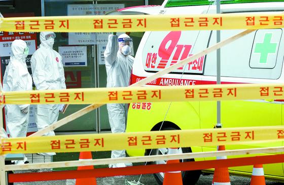 이태원 관련 감염 153명