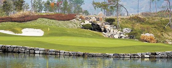 2020년 개장한 전북 정읍의 대유 내장산 골프장. [중앙포토]