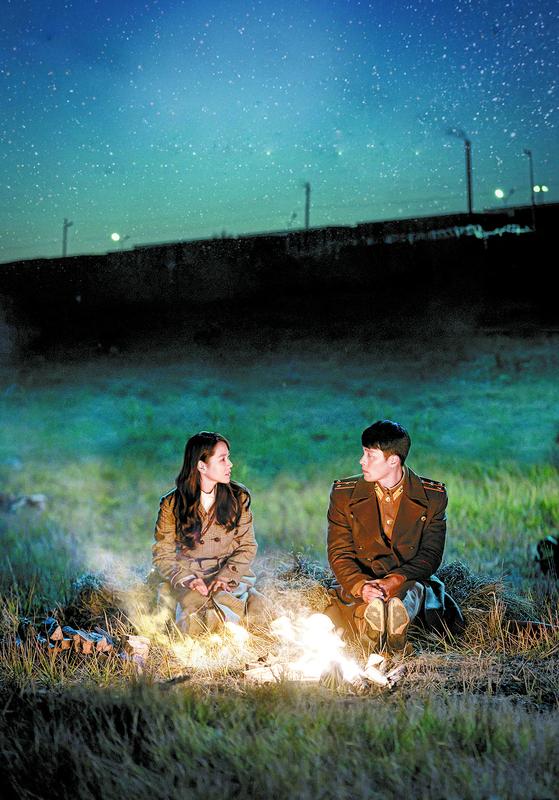 일본에서 넷플릭스를 통해 인기를 얻고 있는 한국 드라마 '사랑의 불시착'. [사진 tvN]