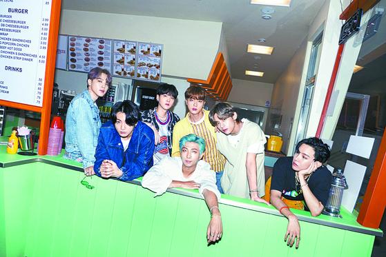방탄소년단(BTS) [사진 빅히트엔터테인먼트]