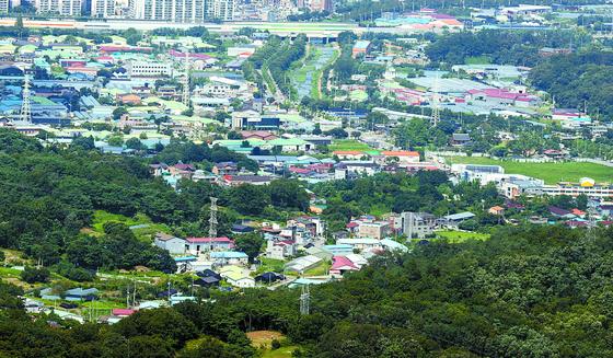 3기 신도시인 하남 교산지구 예정지. [연합뉴스]