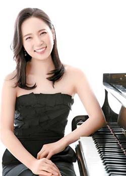 'AI음악 전도사'를 자처하는 피아니스트 이지원씨 [사진 이지원]