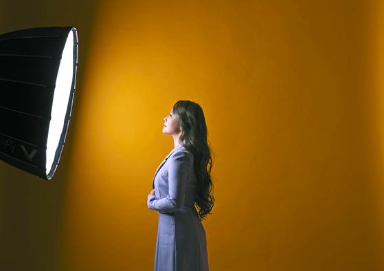 김소현은 뮤지컬 '팬텀'이 자신에게 '최장수 크리스틴'이라는 도장을 선물해 줬다고 했다. 김현동 기자