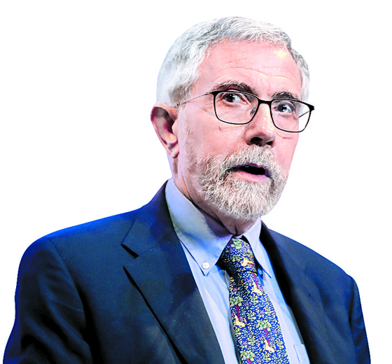 폴 크루그먼 교수