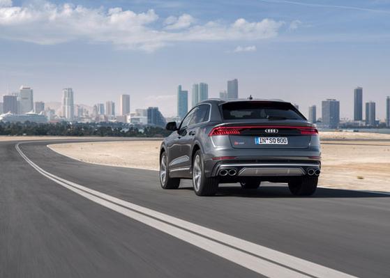 한국타이어, 뉴 아우디 SQ8 TDI에 신차용 타이어 공급