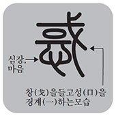 [한 週 漢字] 惑(혹)-다양한 혹에 맞서는 나이 불혹