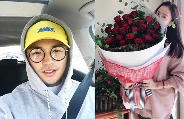 마이크로닷, 홍수현 SNS 캡처