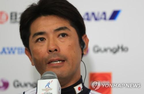 이나바 일본 야구대표팀 감독