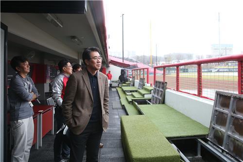 김시진 기술위원장
