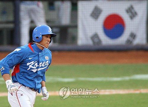베이징올림픽 결승전에서 홈런을 친 이승엽