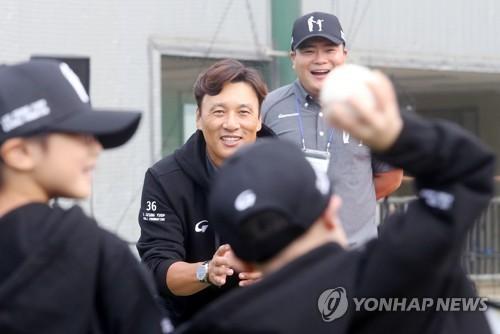 KBO 기술위원으로 위촉된 이승엽 야구장학재단 이사장
