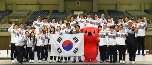 한국펜싱대표팀