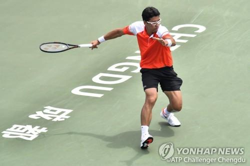테니스 선수 정현