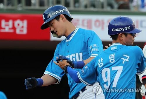 삼성 라이온즈 프랜차이즈 스타 구자욱