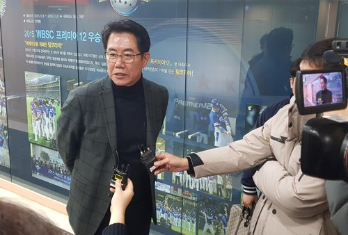 김시진 KBO 기술위원장