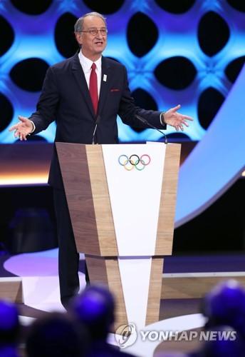 드니 마세글리아 프랑스 올림픽위원장