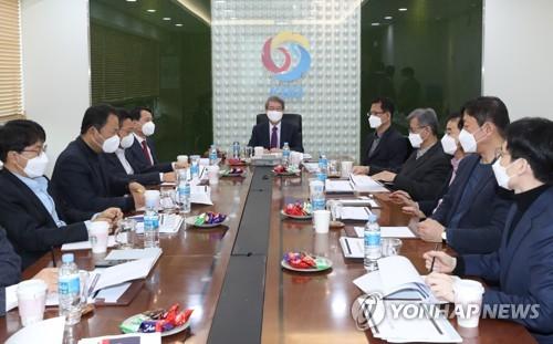 KBO 이사회 정규리그 개막 논의