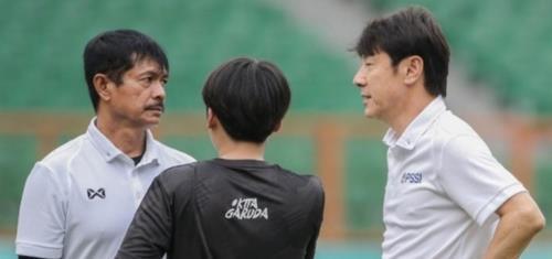 신태용의 인도네시아 U-19팀, 태국서 '한국축구' 한 수 배워