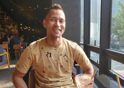 최근 농구선수 은퇴 후 방송인으로 변신한 전태풍 씨