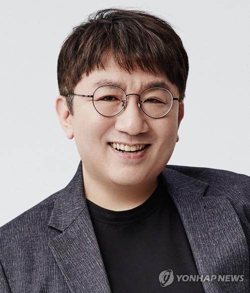 방시혁 빅히트엔터테인먼트 의장