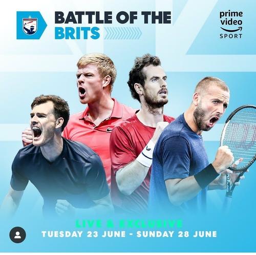 배틀 오브 더 브리츠 대회 포스터
