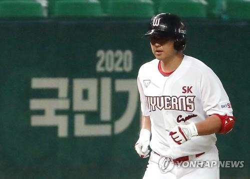 SK 최정 홈런