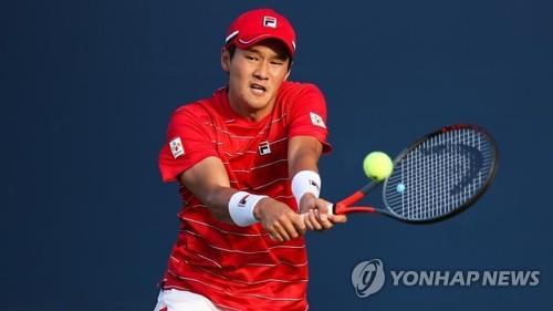 권순우 테니스 선수