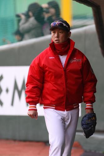 신세계 야구단에서 전력분석팀장을 맡는 김정준 해설위원